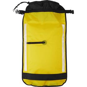 NRS Sea Kayak Ilmatäytteinen Melakelluke, yellow